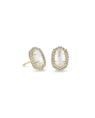CADE EARRINGS - Gold