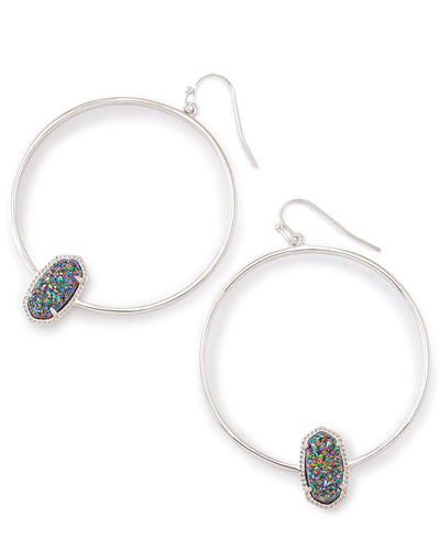 Kendra Scott Elora Hoop Earrings
