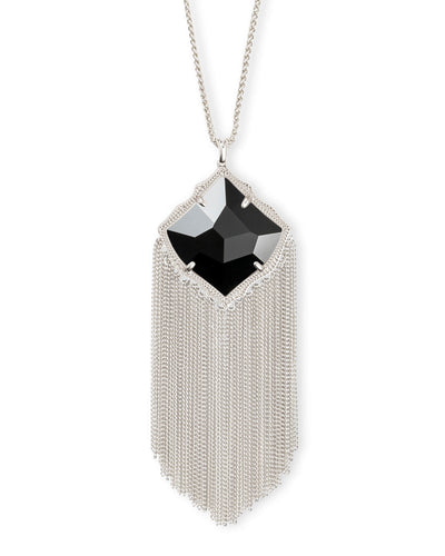 KINGSTON NECKLACE - RHODIUM