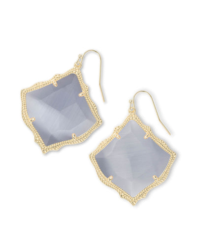 KIRSTEN EARRINGS - GOLD
