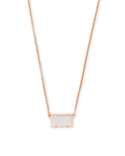 PATTIE NECKLACE  - ROSE GOLD