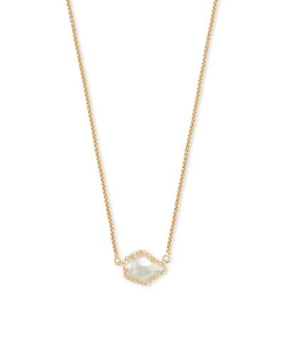 TESS NECKLACE  - GOLD