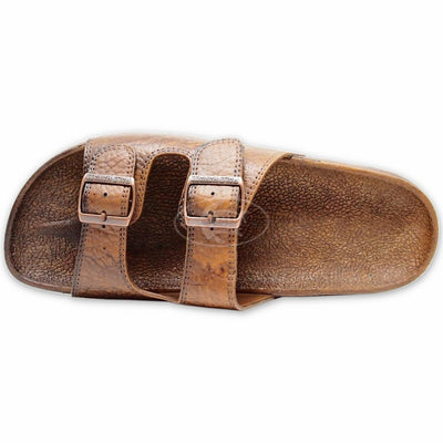 Brown Buckle - Sizes 5-10