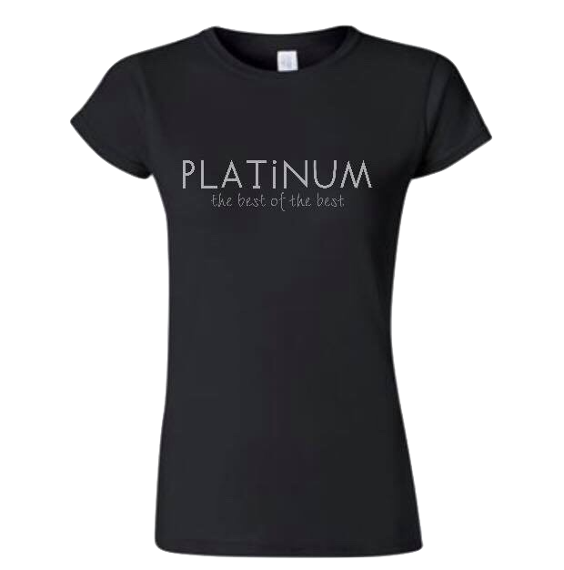 Xavier's 'Platinum' Women's Shirt