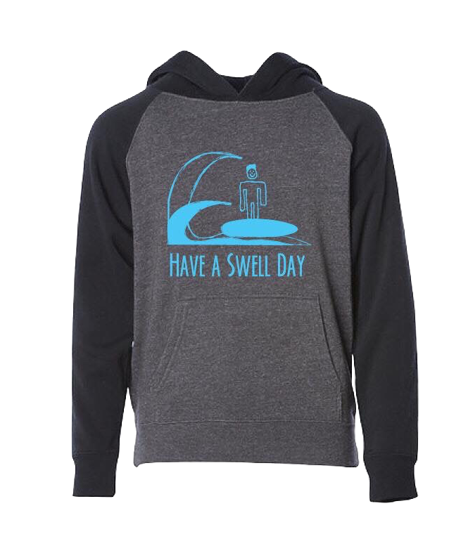 Isaiah's 'Swell Day' Hoodie