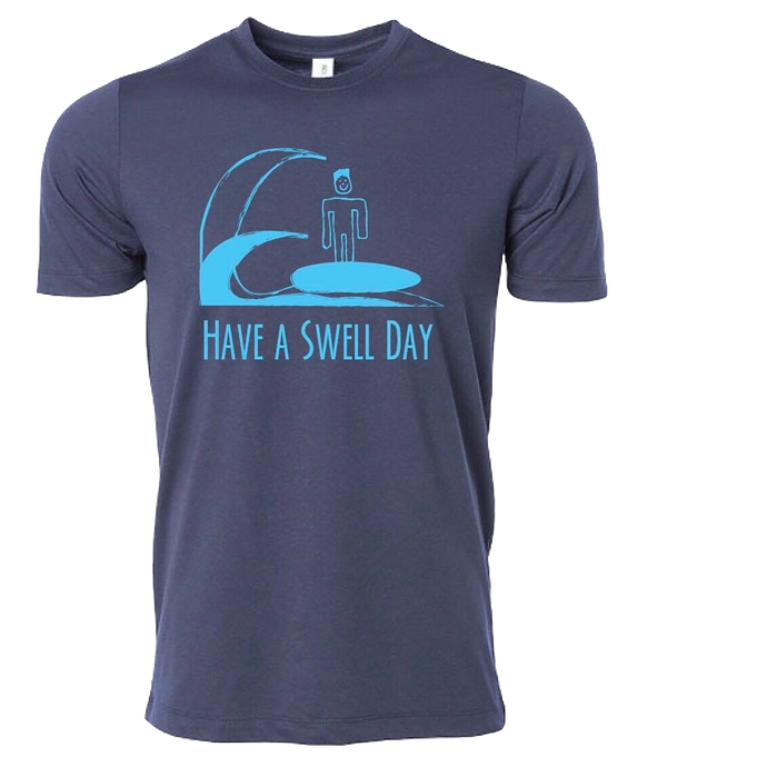 Isaiah's 'Swell Day' Shirt