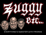 ZUGGY ETC Sticker