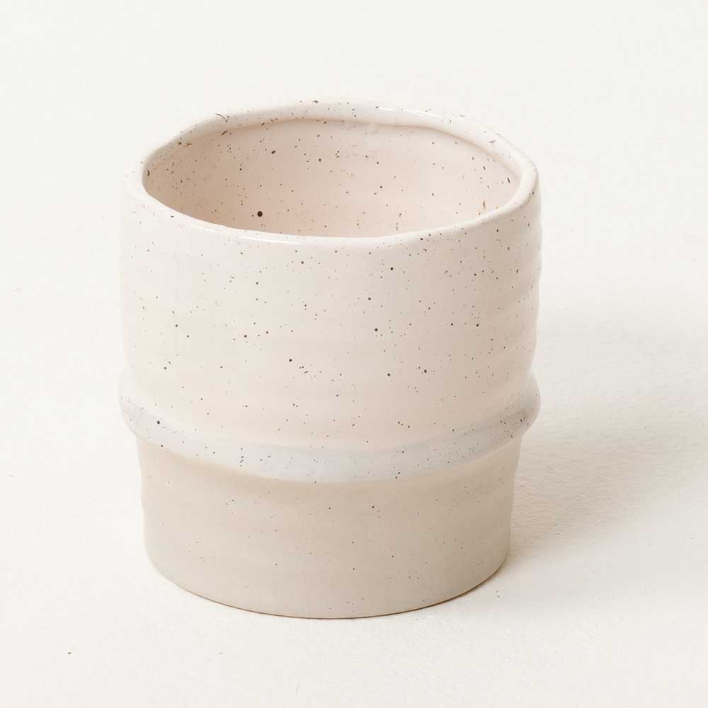 Ivory Valley Pot