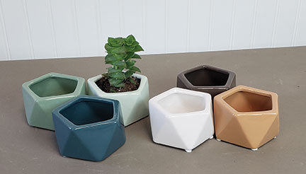 Diamond Planter