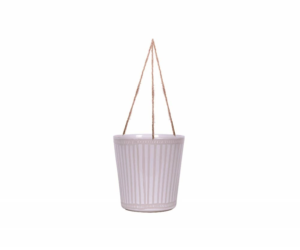 Hanging Angelo Stripe Pot