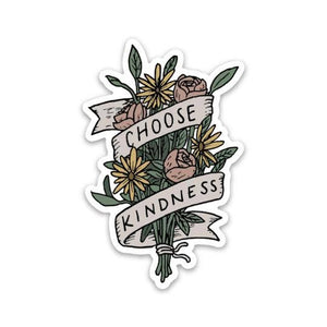 Choose Kindness Sticker