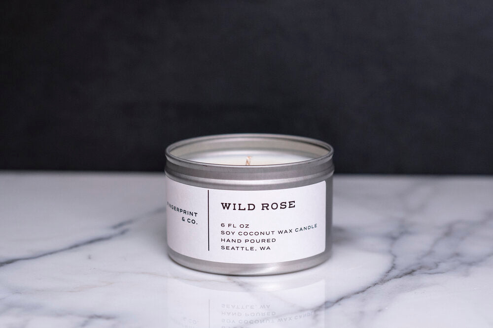 Fingerprint & Co. Candle