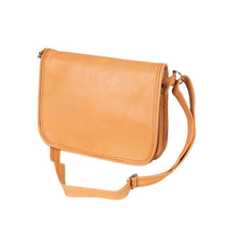 Load image into Gallery viewer, Leather Crossbody Bag | Natural
