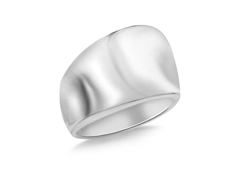 SILVER SO2176 POLISHED Ring