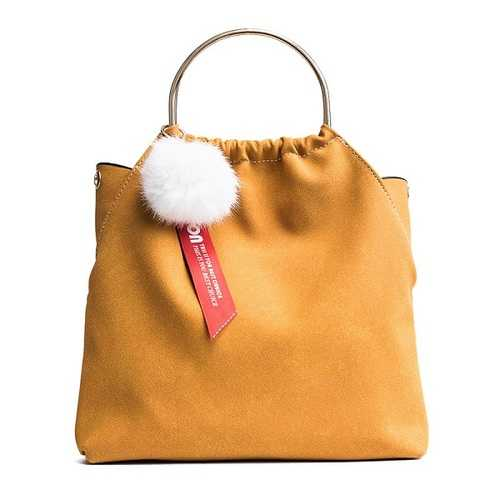Women Quality PU Leather Elegant Casual Tote Bag Handbag