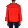 V 1969 Italia Womens Jacket Long Sleeves Red LUCY