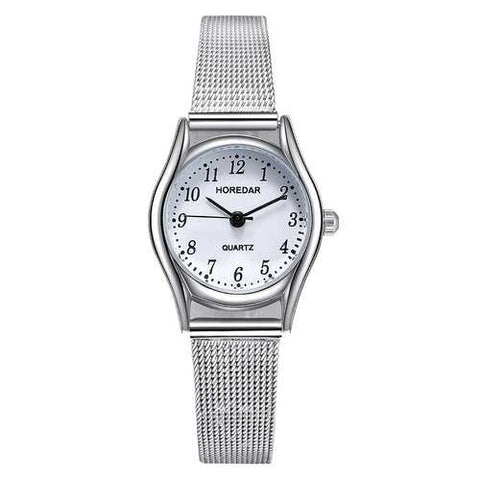 HOREDAR 3079 Full Steel Small Dial Elegant Women Watch