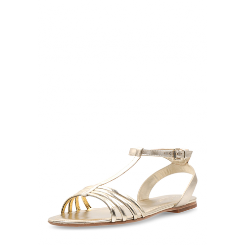 Hogan Womens Sandal Gold HXW2010I200116FB202