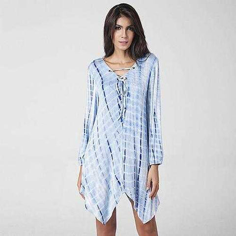 Summer Of 17 Timeless Tie Dye Tunic