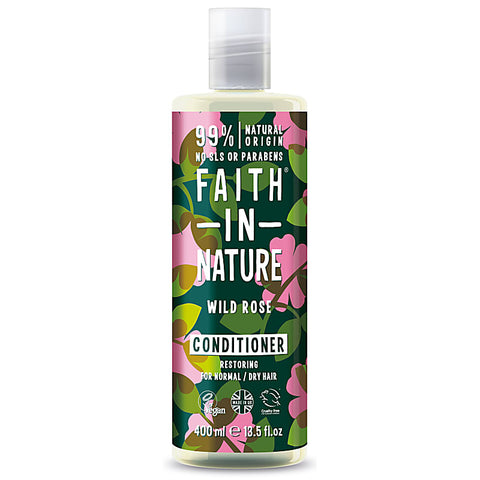 Acondicionador Rosa Silvestre -Faith in Nature-