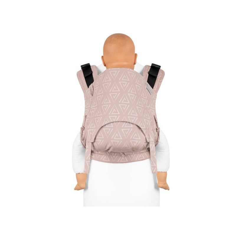 Mochila Fidella fusión toddler papperclips rose