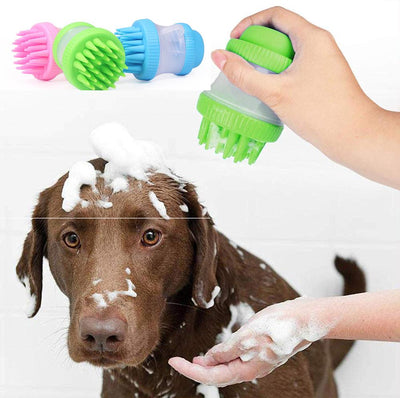 Dog Cat SPA Brush Shampoo Grooming - Groomed Petz