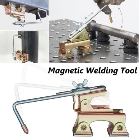 Welding Magnetic Grasshopper - Increase The Productivity Of Your Workflow