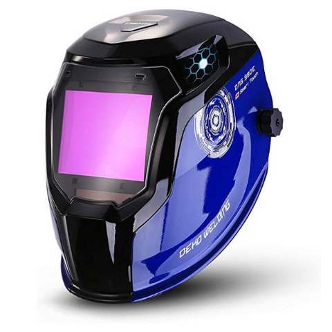 Auto Darkening Adjustable Electric Welding Mask- 5 Exclusive Styles