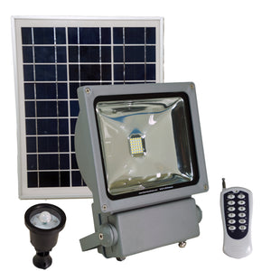 Solar Flood Lighting