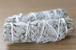 White Sage Smudge Sticks (vegan) x2