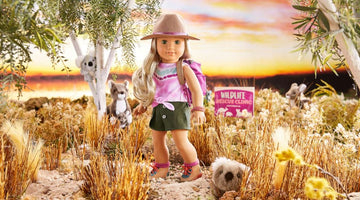 American Girl's 2021 doll of the year is a wildlife conservationist