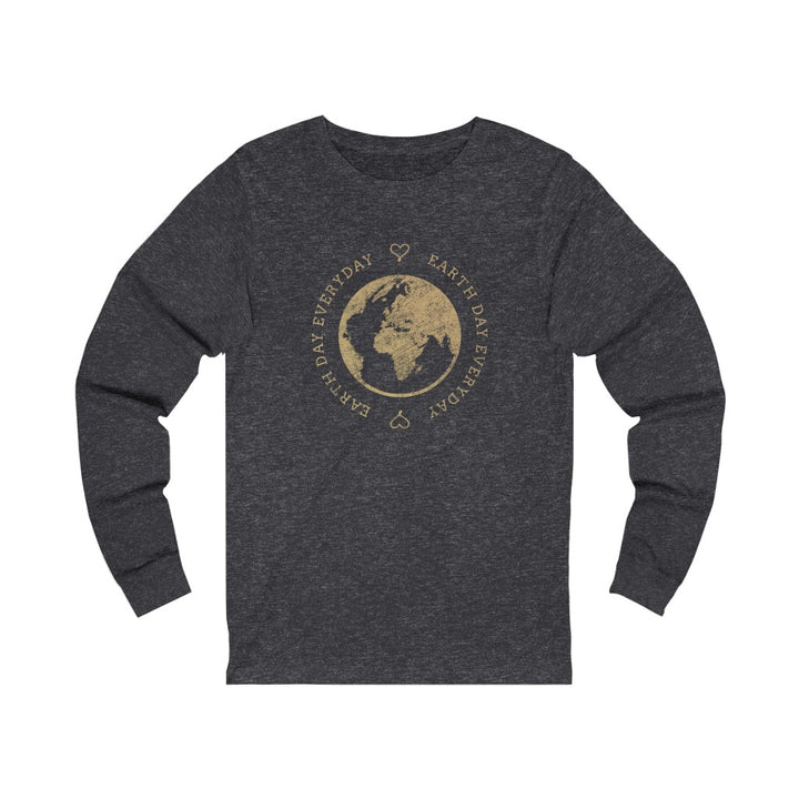 Everyday is Earth Day - Unisex Jersey Long Sleeve Tee