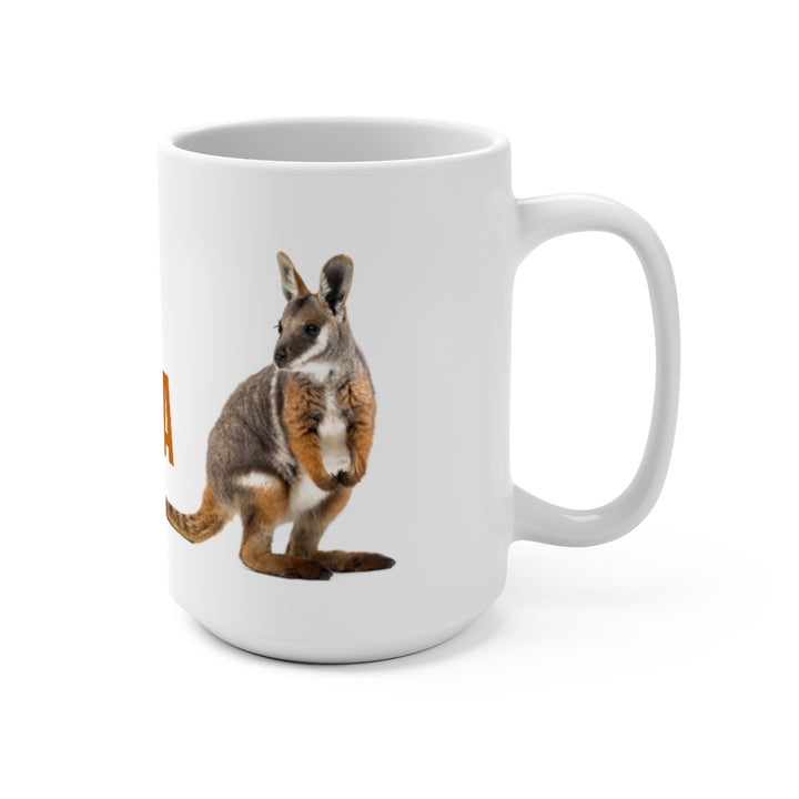 Save Australia (Kangaroo) - Coffee Mug 15oz