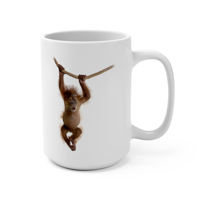 Wildlife SOS Series (Orangutan) - Coffee Mug 15oz