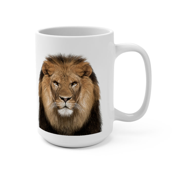 Wildlife SOS Series (Lion) - Coffee Mug 15oz