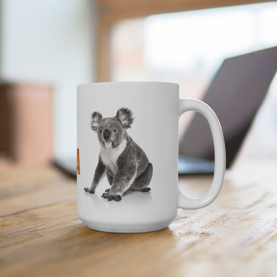 Save Australia (Koala) - Coffee Mug 15oz