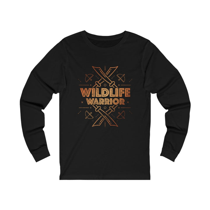Wildlife Warrior - Unisex Jersey Long Sleeve Tee