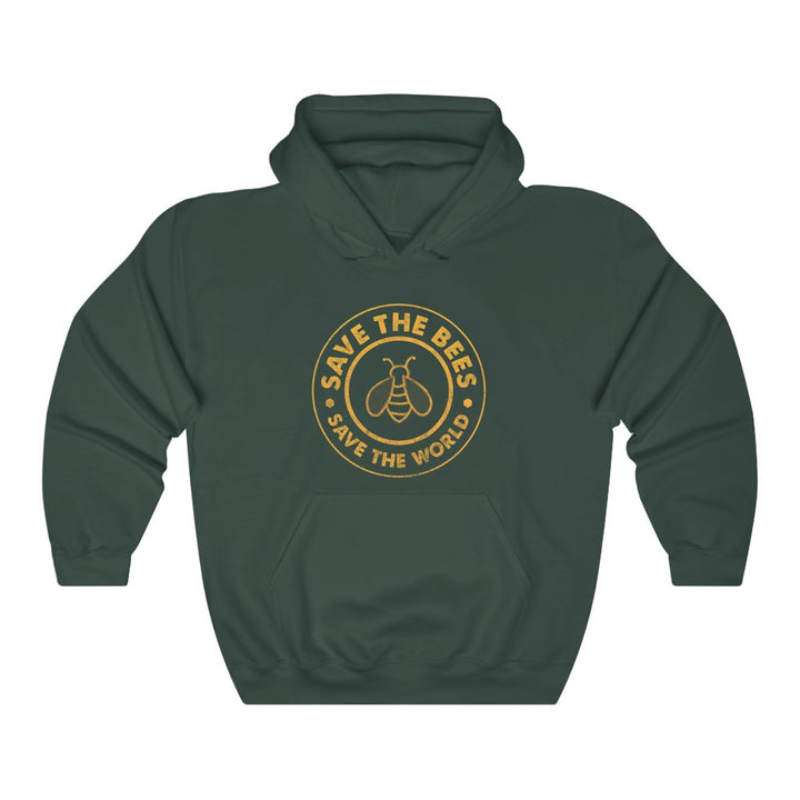 Save the Bees - Unisex Heavy Blend™ Hooded Sweatshirt