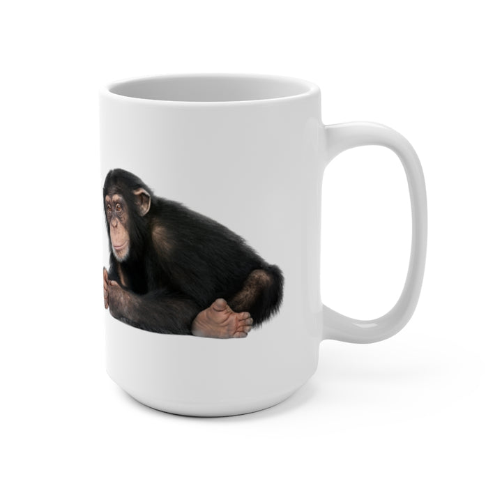 Wildlife SOS Series (Chimpanzee) - Coffee Mug 15oz