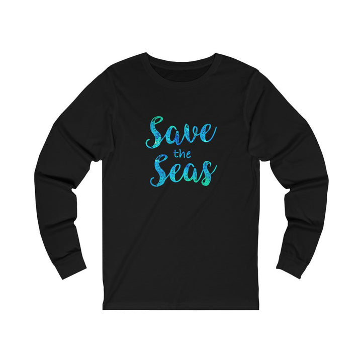 Save the Seas - Unisex Jersey Long Sleeve Tee