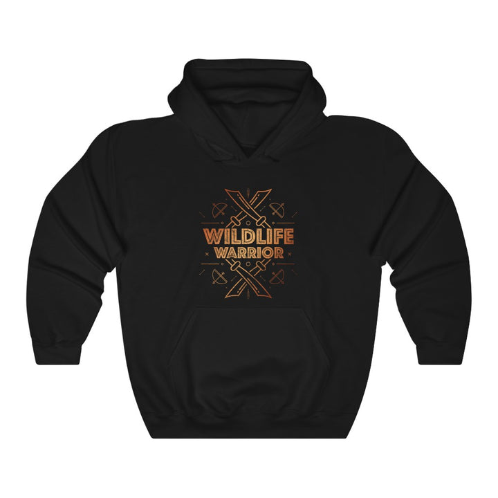 Wildlife Warrior - Unisex Heavy Blend™ Hooded Sweatshirt