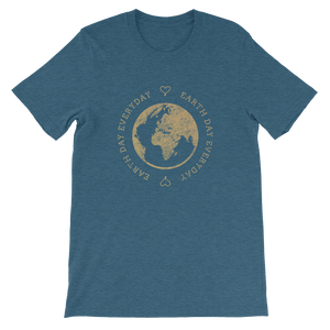 Everyday Is Earth Day - Mens T-shirt