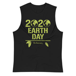 2020 Earth Day: 50th Anniversary - Mens Muscle Shirt