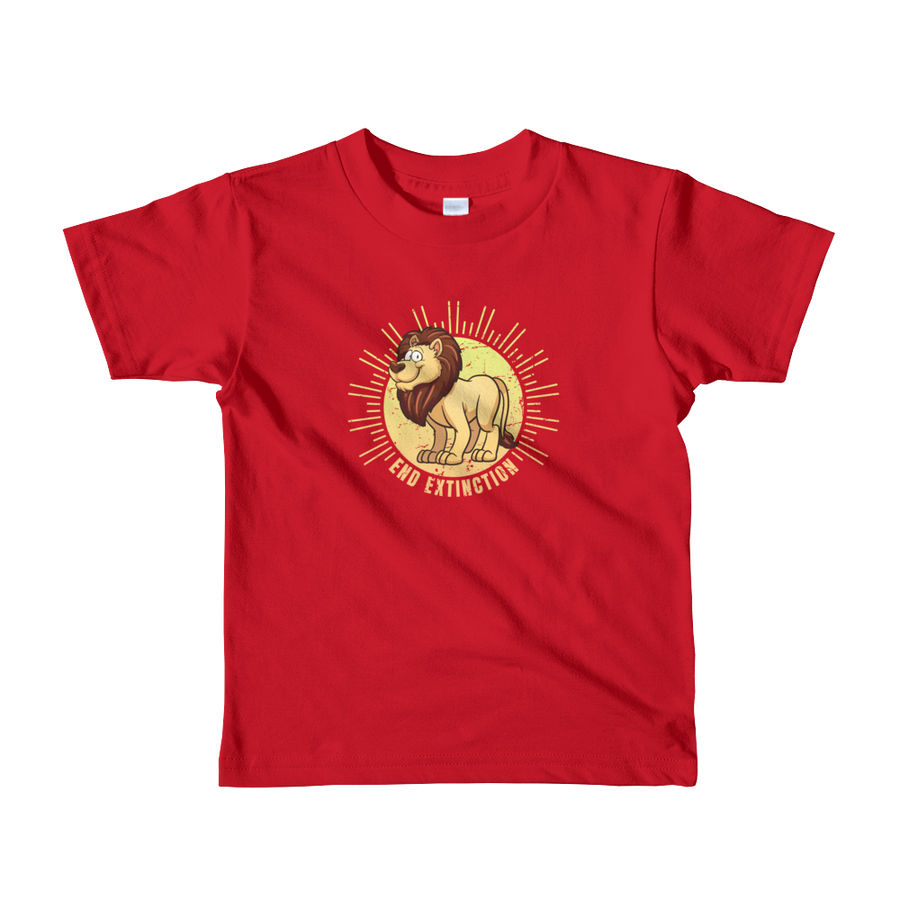Lion EE - Kids T-shirt (2-6yrs)