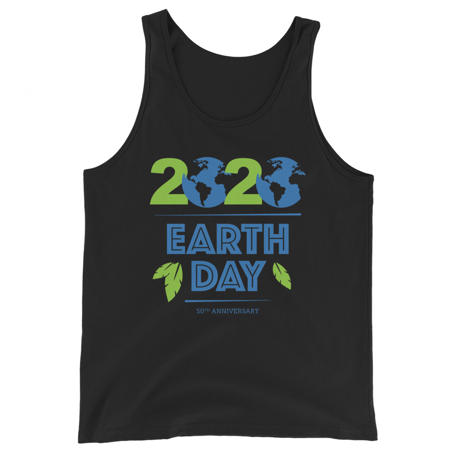 2020 Earth Day - Mens Tank Top