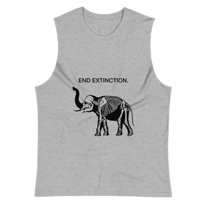 End Extinction - Mens Muscle Shirt