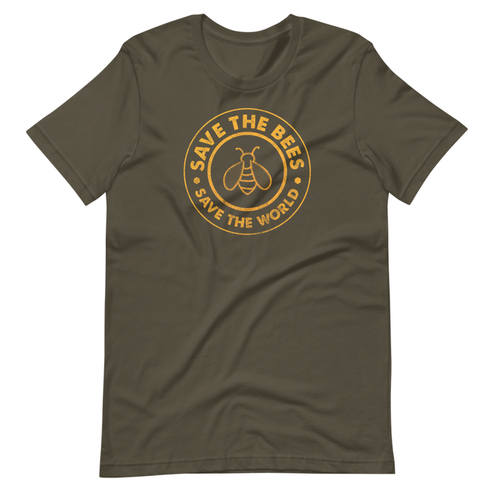 Save the Bees - Mens T-shirt