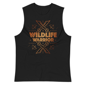 Wildlife Warrior - Mens Muscle Shirt