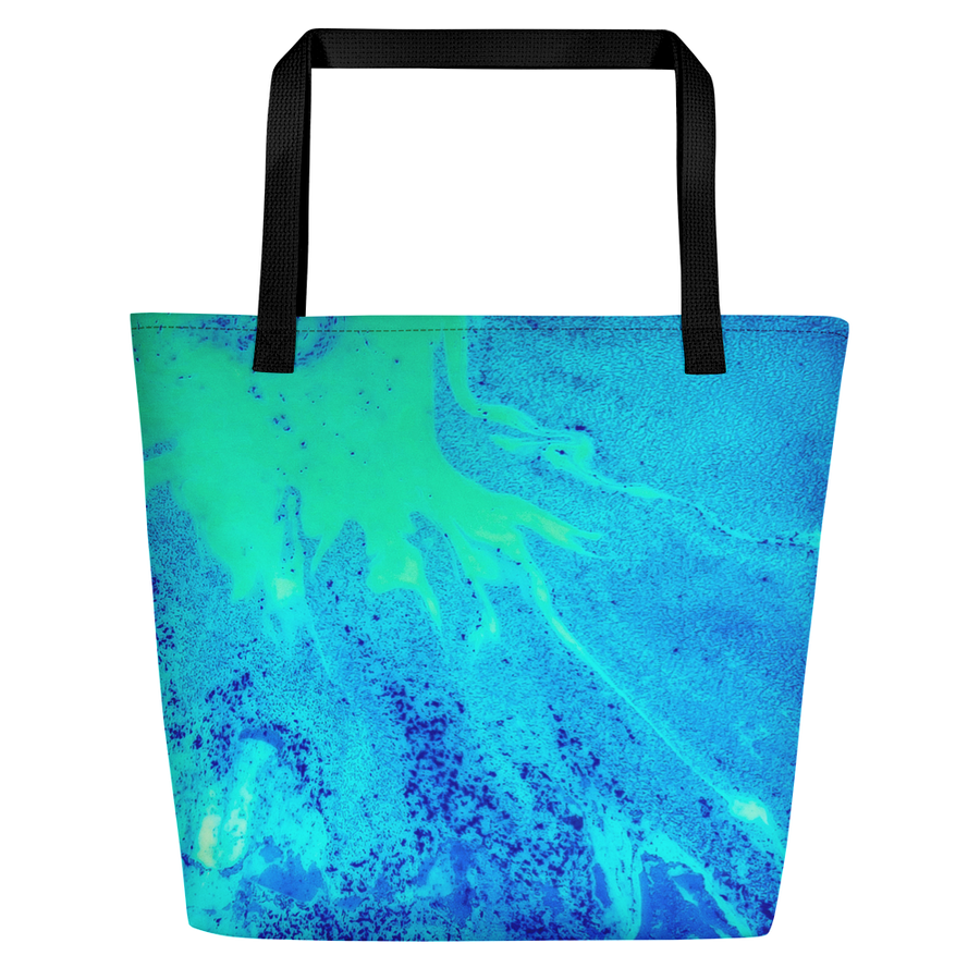 Save the Seas - Tote Bag