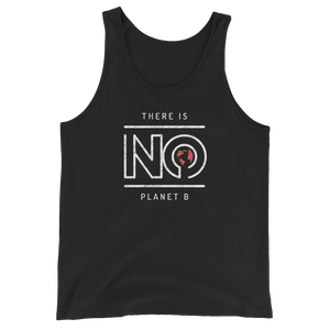 There is No Planet B - Mens Tank Top